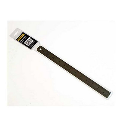Image for Stainless Steel Ruler - 300mm from StoreName