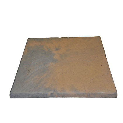 Image for Walton Paving Slabs 600 x 600mm - Copper Glow from StoreName