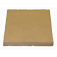 Walton Paving Slabs 600 x 600mm - Warm Silk