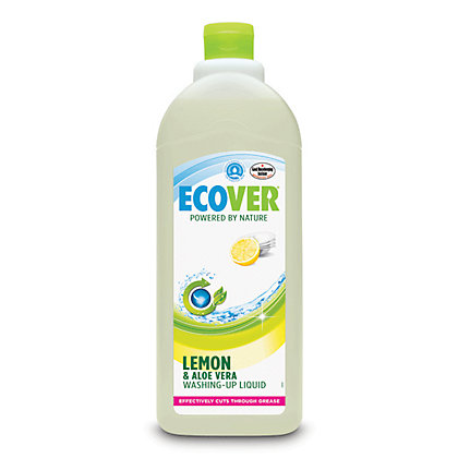 Image for Ecover Washing up Liquid Lemon Fresh - 1L from StoreName
