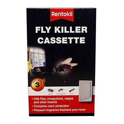 Image for Rentokil Fly Killer Cassette from StoreName