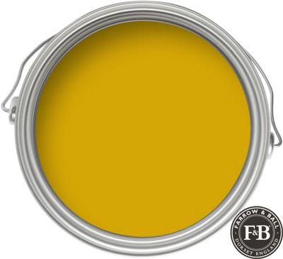 Yellow paint for Eggshell yellow paint