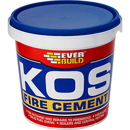 Image for Kos Fire Cement 1kg from StoreName