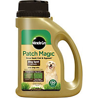 Miracle-Gro Patch Magic Dog Spot Repair Grass Seed - 130 Spots