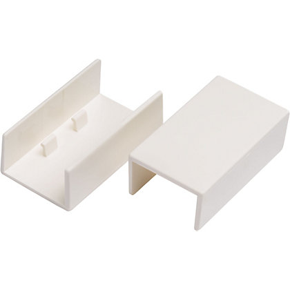 Image for Schneider INS20126 Electric Mini Trunking  - White - 25x16mm from StoreName