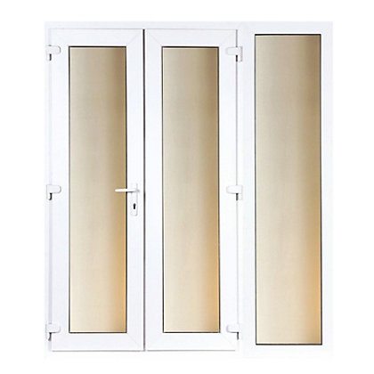 Image for Model 6 French Door set and 1 Wide Sidelite - 2390mm Wide 2090mm High from StoreName