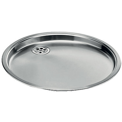 Image for Carron Phoenix Carisma 400 Round Undermount Kitchen Sink- 1 Bowl from StoreName