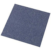 Value Carpet Tile Blue - 50 x 50cm