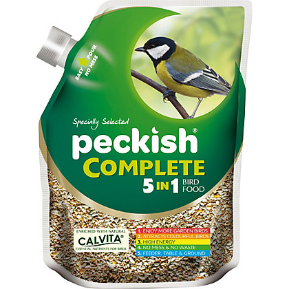 Image for Peckish Complete 5in1 Seed Mix - 2kg from StoreName