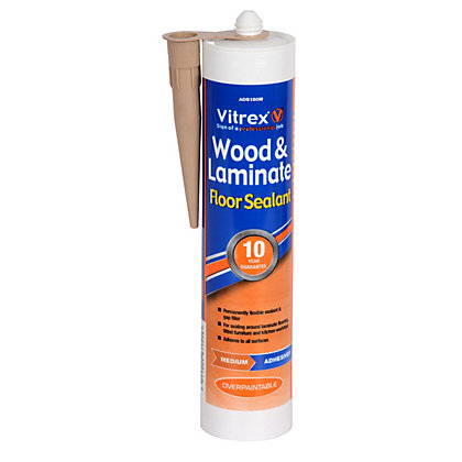 Image for Vitrex Colour Sealant Medium Wood - 310ml from StoreName
