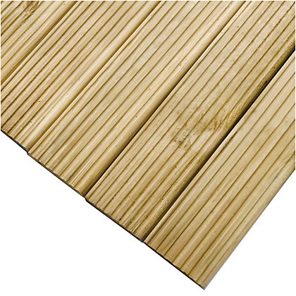 Homebase value deck board for Garden decking homebase