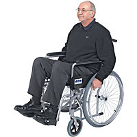 Lightweight Aluminium Self Propelled Wheelchair