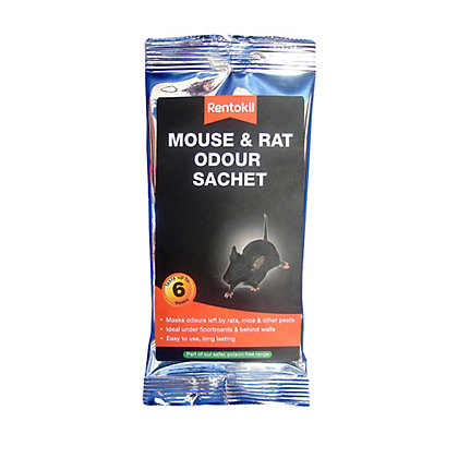 Image for Rentokil Mouse and Rat Odour Sachets from StoreName
