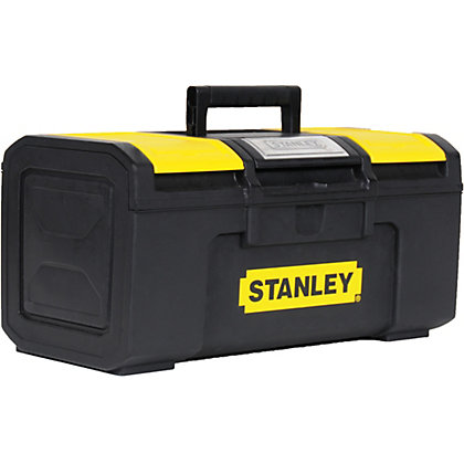 Image for 16in Stanley 1-Touch Tool Box from StoreName