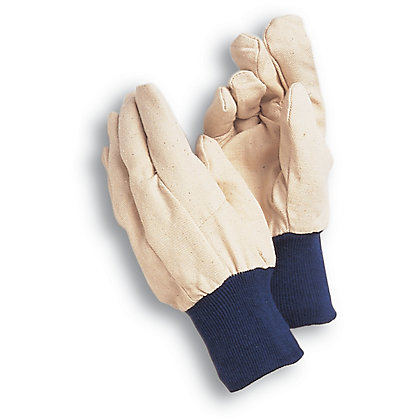 Image for Mens Essentials Garden Canvas Gloves from StoreName