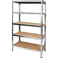 Heavy Duty Metal Shelving Rack - Freestanding
