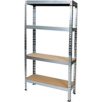 Small Metal Shelving Rack - Freestanding