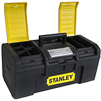 Stanley One Touch Tool Box - 19in