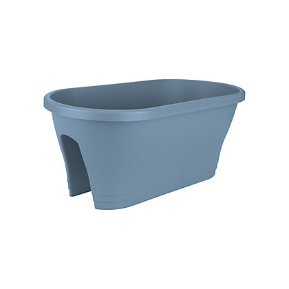 Image for FlowerBridge Soft Blue Trough - 60cm from StoreName