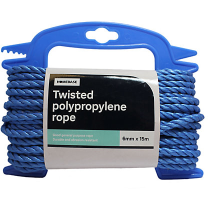 Image for Polypropylene Rope Handireel - Blue - 15m from StoreName