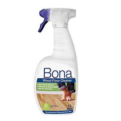 Image for Bona Wood Floor Cleaner Spray 1L from StoreName