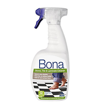 Image for Bona Stone, Tile & Laminate Floor Cleaner Spray 1L from StoreName