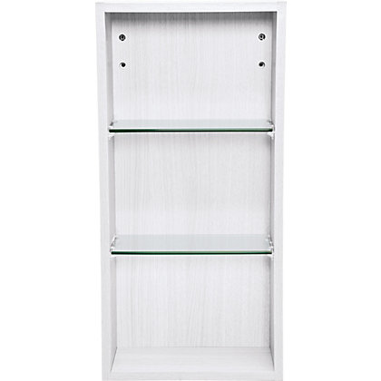 Image for Schreiber Fitted Single Wall Unit - Gloss White from StoreName