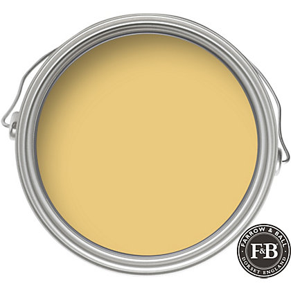 Image for Farrow & Ball Eco No.69 Print Room Yellow - Exterior Eggshell Paint - 2.5L from StoreName