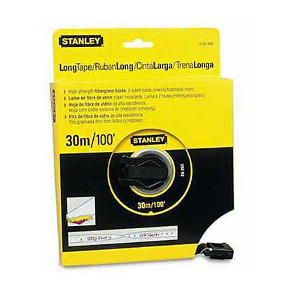 Image for Stanley Tape Measure - 30m from StoreName