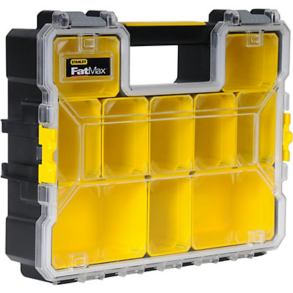 Image for Stanley Organiser - 10 Compartments from StoreName