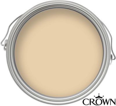 Crown Realife Jersey Cream - Cupboard Paint - 750ml