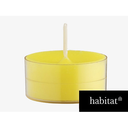 Image for Habitat Iris Tealights - Pack of 30 from StoreName
