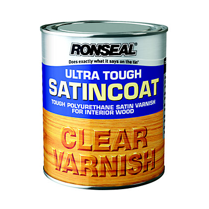 Image for Ronseal Ultratough Satin Coat - 750ml from StoreName