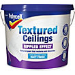 Polycell Textured Ceiling Matt Rippled Finish - 5L