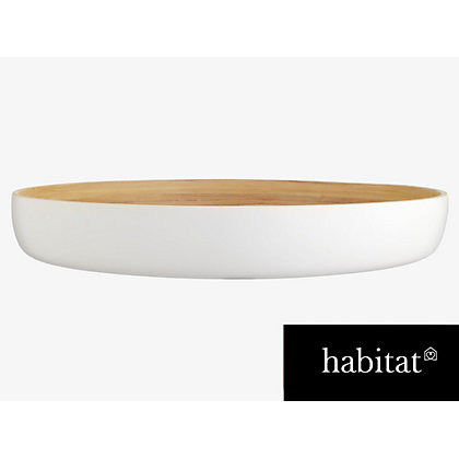 Image for Habitat Emiko Serving Bowl - 40cm from StoreName
