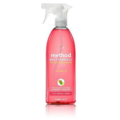 Image for Method All Purpose Spray - Pink Grapefruit - 828ml from StoreName