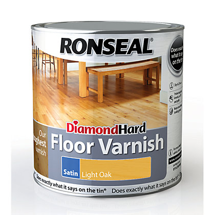 Ronseal Interior Varnish Matt 250ml