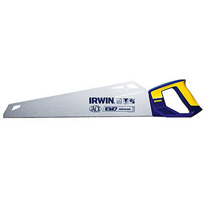 Image for Irwin Evo Short Universal Handsaw 425mm 18in from StoreName