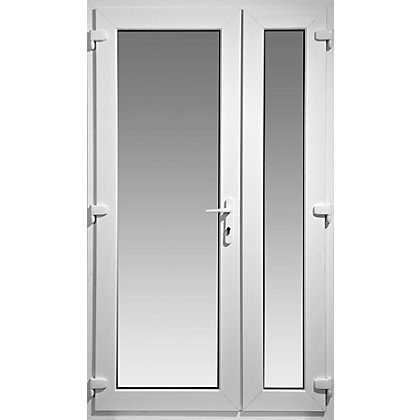 Image for Left Hand Master Model 4 Offset French Door Set - 1190mm Wide 2090mm High from StoreName