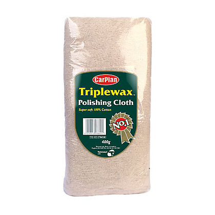 Image for Carplan Triplewax Polishing Cloth - 400g from StoreName