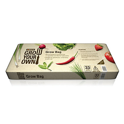 Image for Homebase Grow Your Own Growbag from StoreName