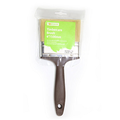 Image for Homebase Woodcare Brush - 4in from StoreName