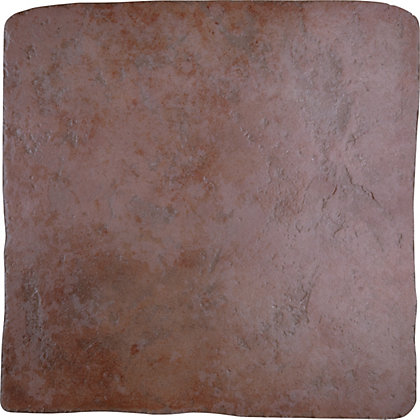 Image for Campagna Wall & Floor Terracotta Tiles - 490 x 490mm - 6 pack from StoreName