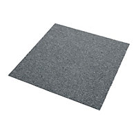 Colour Collection Carpet Tile Graphite - 50 x 50cm