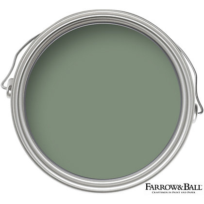 Image for Farrow & Ball Estate No.79 Card Room Green - Matt Emulsion - 2.5L from StoreName