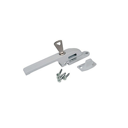 Image for Locking Window Fastener - White from StoreName