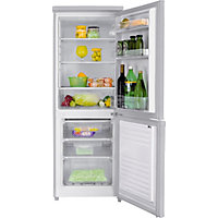 Bush BSFF55152 Tall Fridge Freezer - Silver/Exp Del.