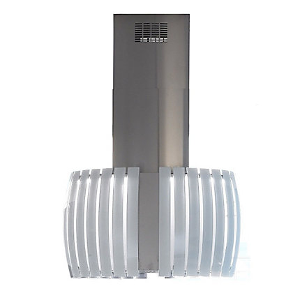 Image for Falmec Prestige Designer Chimney Hood - 75cm - White from StoreName