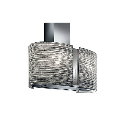 Image for Falmec Elektra Designer Chimney Hood - 85cm - Stainless Steel from StoreName