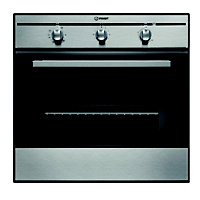 Indesit FIM 31 K.A IX GB Built-in Oven - Stainless Steel
